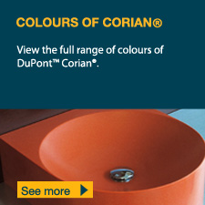 Colours of Corian
